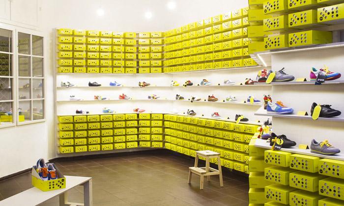 Botas 66 otevřel vPraze obchod snovou kolekcí bot