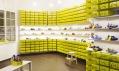 Nový obchod Botas 66 v Praze na Žižkově