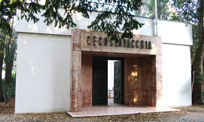 Cecoslovacchia pavilon hledá tvůrce art expozice