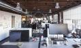 Kanceláře Pinterest v San Francisku v Kalifornii