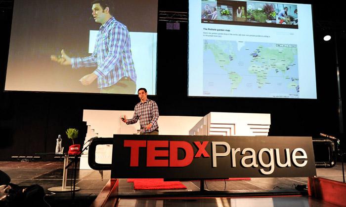 Konference TEDxPrague ukáže svět Pod povrchem