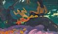 Ukázka zvýstavy Gauguin: Metamorphoses vMoMA