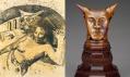 Ukázka z výstavy Gauguin: Metamorphoses v MoMA