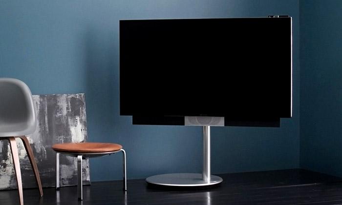 Televize BeoVision Avant mají motorové podstavce