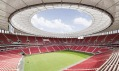 Estádio Nacional Mané Garrincha renovovaný od GMP Architekten
