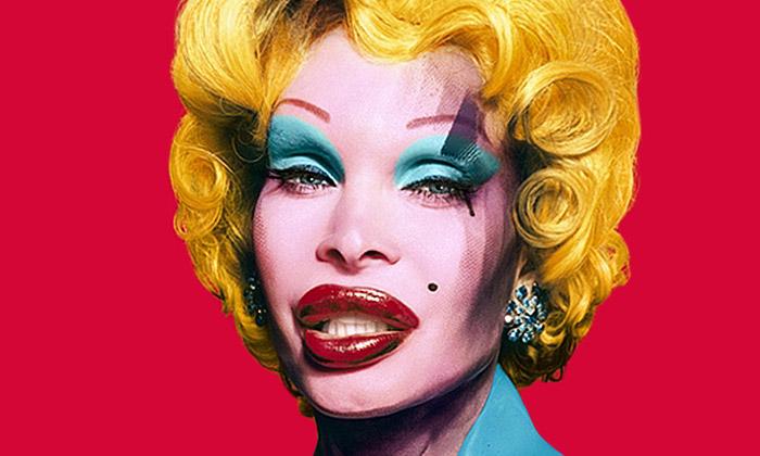 David LaChapelle vystavuje veVídni nejlepší fotky