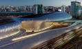 Dongdaemun Design Plaza vSoulu odZahy Hadid