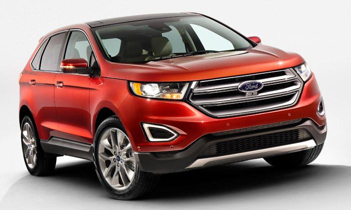Ford představil evropskou verzi crossoveru Edge