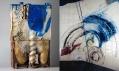 Ukázky z výstavy Oheň — Hlína — Led v UPM: Václav Šerák