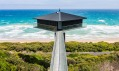 Pole House nad Great Ocean Road v Austrálii od F2 Architecture
