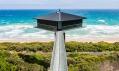 Pole House nad Great Ocean Road vAustrálii odF2 Architecture