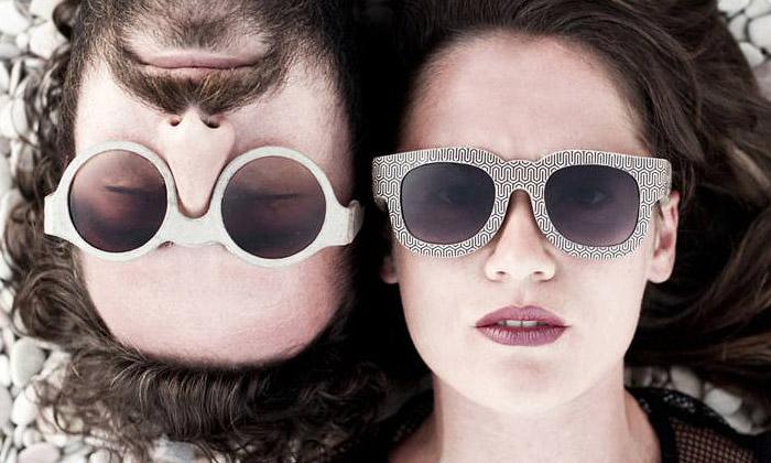Pop Eye vyrábí brýle zrecyklovaných kartonů