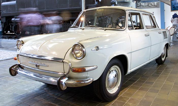 NTM má výstavu kvýročí 50 let vozu Škoda 1000 MB