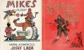 Ukázka z vystavených knih v DOXu na výstavě Dětská kniha
