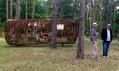 Ukázka z výstavy Suška_Rais sochařů Čestmíra Sušky a Lukáše Raise v Praze