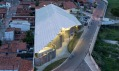 Arena do Morro v Mãe Luiza v Brazílii od Herzog & de Meuron