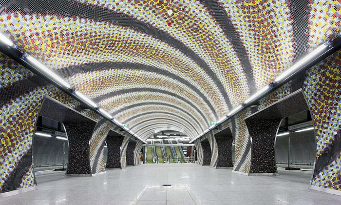 Budapešť má novou supermoderní trasu metra M4