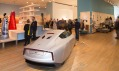 Pohled do expozice výstavy Designs of The Year 2014