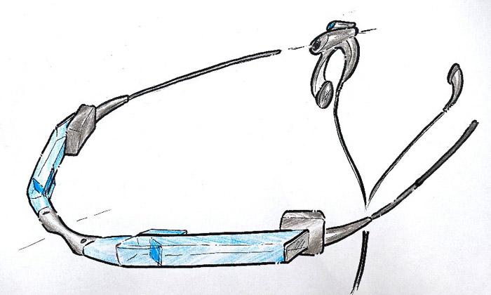 Dyson Halo byly předchůdcem brýlí Google Glass