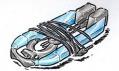 Chytré brýle Dyson Halo na nákresu z roku 2001