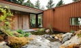 Eagle Ridge Residence na Orca Islands od Gary Gladwish Architecture