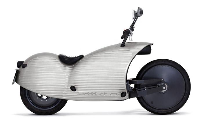 Johammer uvádí elektrickou motorku stykadly