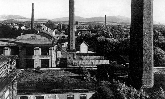 Industriální stopy ukáží stav průmyslového dědictví
