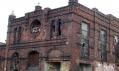 Historická budova jatek