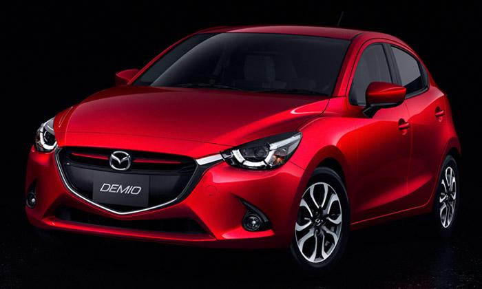 Mazda 2 dostala větší rozměry asportovnější vzhled
