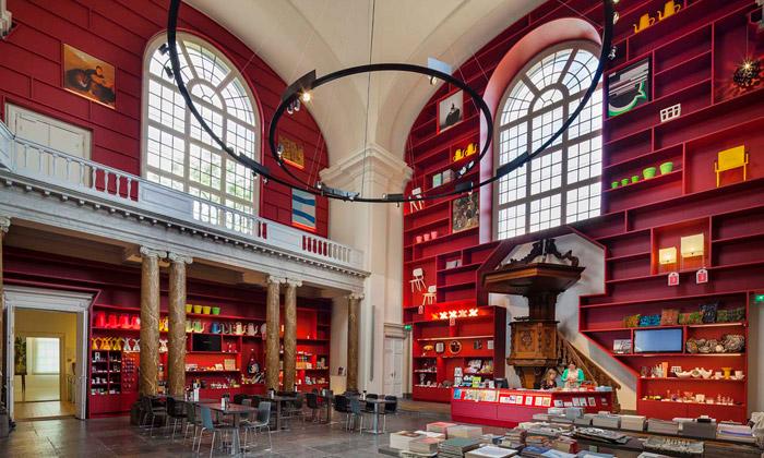 MVRDV udělalo zkaple vstup doStedelijk Museum