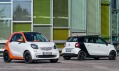 The New Smart ForTwo a ForFour