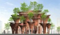 Vietnamský pavilon na Expo 2015 od Vo Trong Nghia Architects