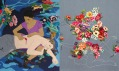 Vyšívané obrazy od Any Teresy Barbozy