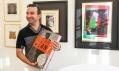 Pohled do výstavy I'm OK ukazující díla Andyho Warhola