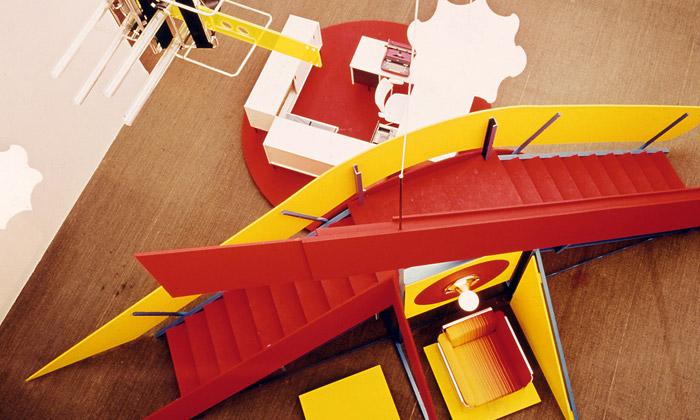 MAK otevřel retrospektivní výstavu Hanse Holleina