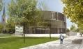 Ukázka z výstavy Res Publika v Galerii Architektury Brno