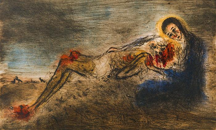 Praha vystavuje výtvarné dílo Bohuslava Reynka
