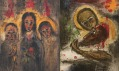 Ukázka z výstavy Bohuslav Reynek ve Valdštejnské jízdárně