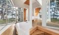 Knot House od Atelier Chang na ostrově Geoje v Jižní Korei