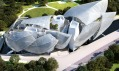 Fondation Louis Vuitton vPaříži odFranka Gehryho