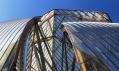 Fondation Louis Vuitton v Paříži od Franka Gehryho