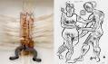 Ukázka z výstavy Jan Švankmajer: Možnosti dialogu mezi filmem a volnou tvorbou