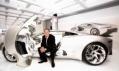Auto Design Prague 2014: Julian Thomson