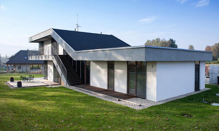 Rodinný dům u Frýdlantu nad Ostravicí od ProjektStudio