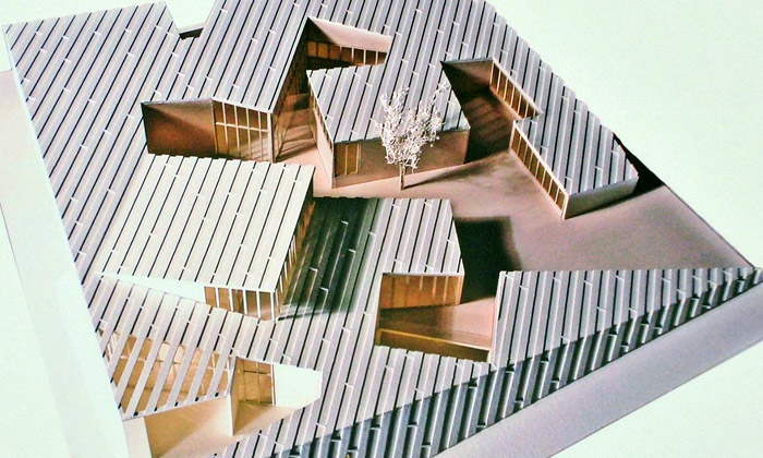 Ostrava vystavuje architekturu podle Rafi Segala