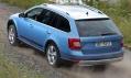 Nový model vozu Škoda Octavia Scout