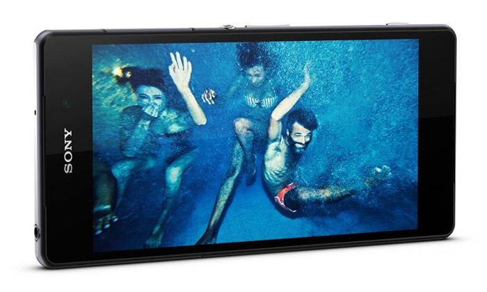 Sony Xperia Z2 jevelké pomazlení sesdesignem