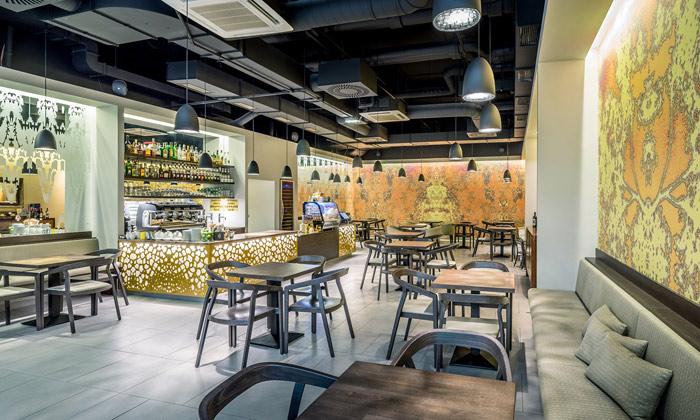 Olomouc sechlubí výtvarně zdobeným Café Seneca