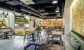 Café Seneca v Olomouci od Studia Zlamal