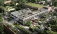Laserové centrum ELI Beamlines od Bogle Architects v obci Dolní Břežany